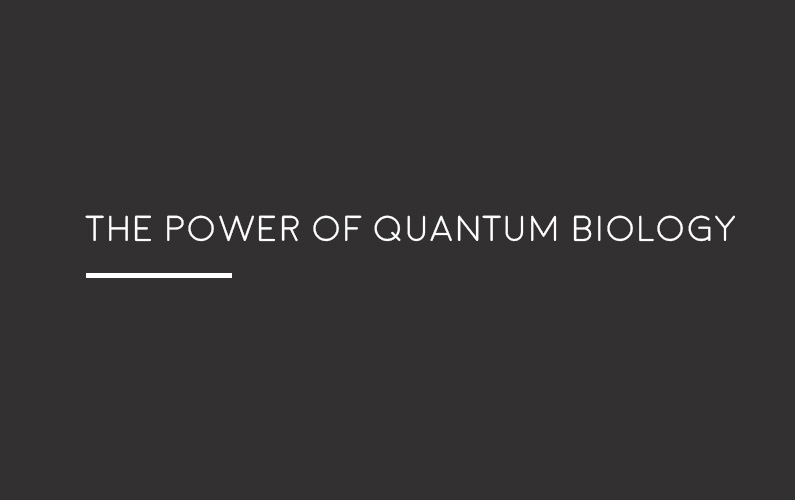 The power of quantum biology