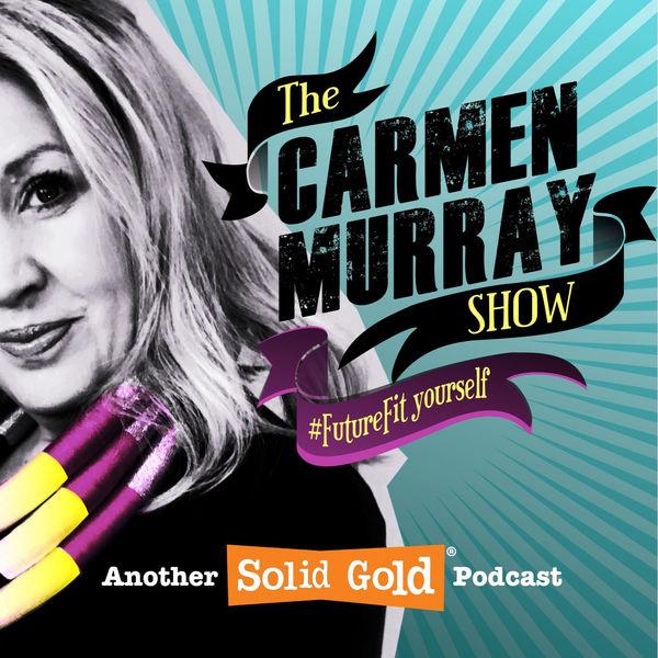 "The Carmen Murray Show: ""MARS""terclass #MarsOne | Adriana Marais"