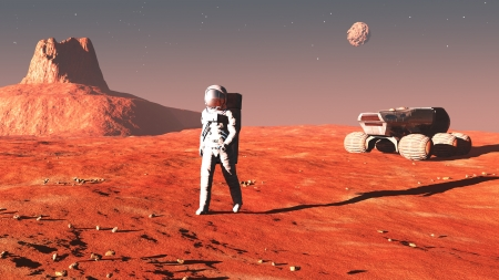 Is Mars the next cool holiday destination?