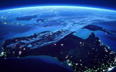 How will Australia's new space agency improve water management?