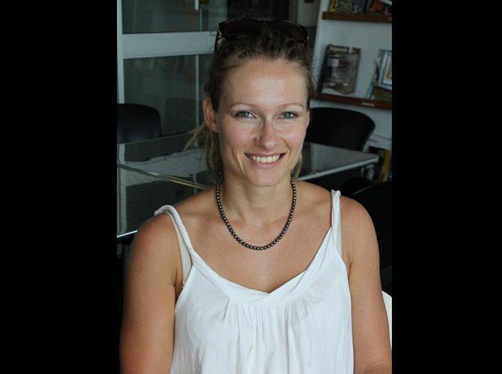 Adriana Marais: Mars One Candidate