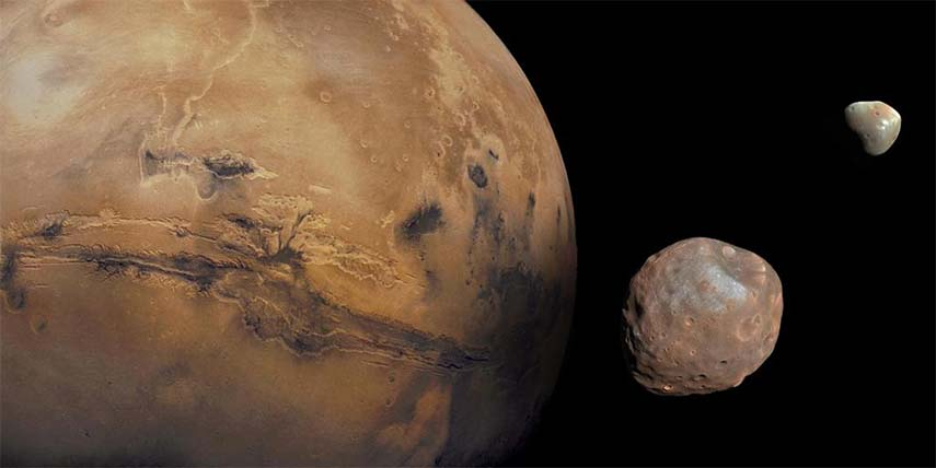 How Mars mission could solve Earth's problems