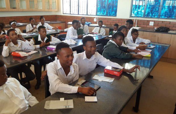 Digital education gets big boost for SA's poorest pupils